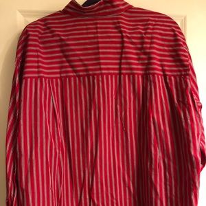 Ellen Tracy Tops - Company by Ellen Tracy 100% cotton striped shirt